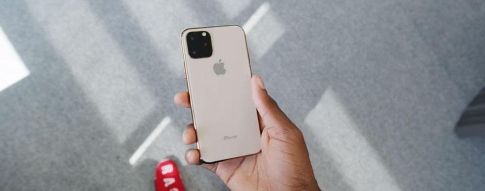 Nochmal: iPhone 11, iPhone 11 Pro und iPhone 11 Pro Max