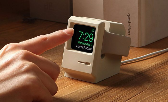 Macintosh Apple Watch Staender