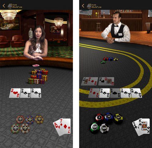 Texas Holdem Apple