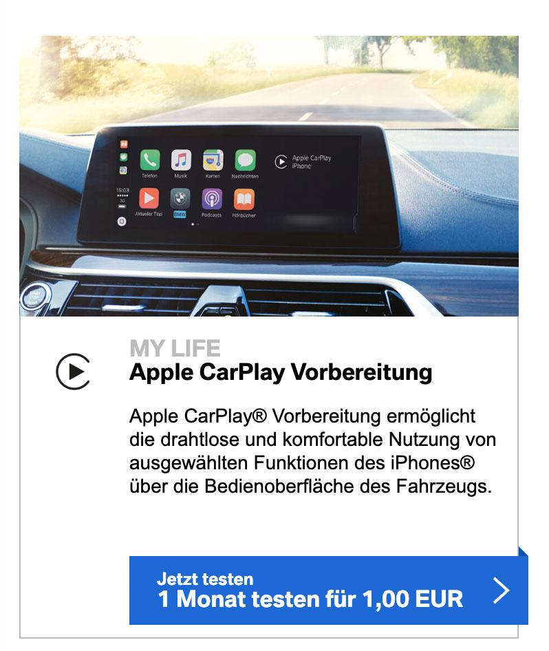 Carplay Ohne Abo Bmw Aktualisierung Schaltet Nutzung Frei Iphone Ticker De