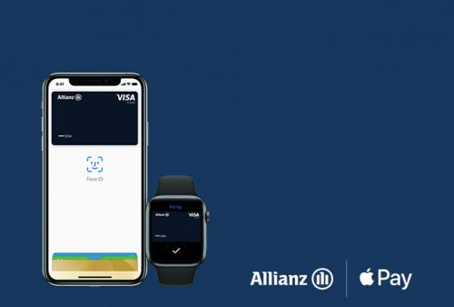 Allianz Apple Pay