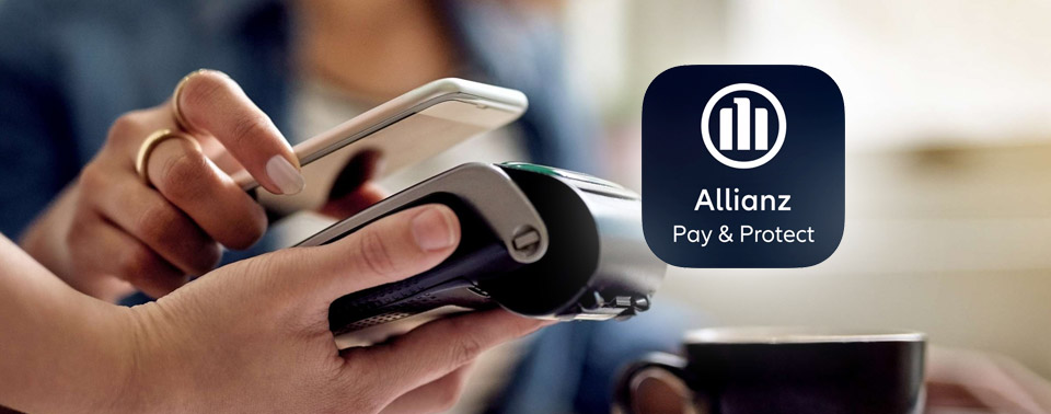 Pay&Protect: Allianz bietet iPhone-Bezahl-App inklusive Apple Pay an