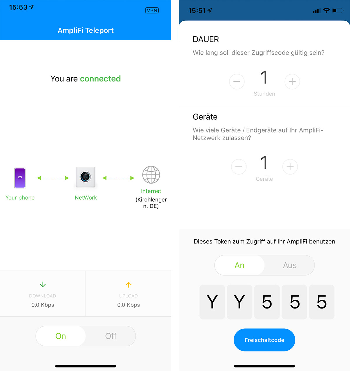 Amplifi Teleport Vpn App