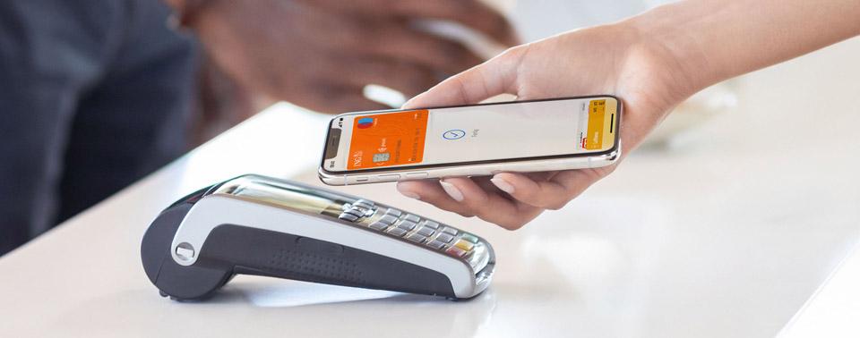 Apple Pay: ING schaltet Sonderseite scharf