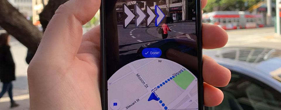 """Google Maps: """"Live View"""" erreicht deutsche iPhone-Nutzer"""