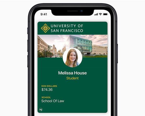 Iphone Studentenausweis