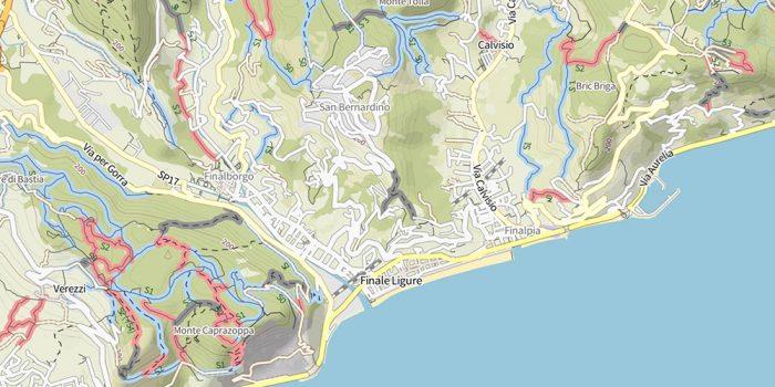Komoot Premium Mountainbike Trails