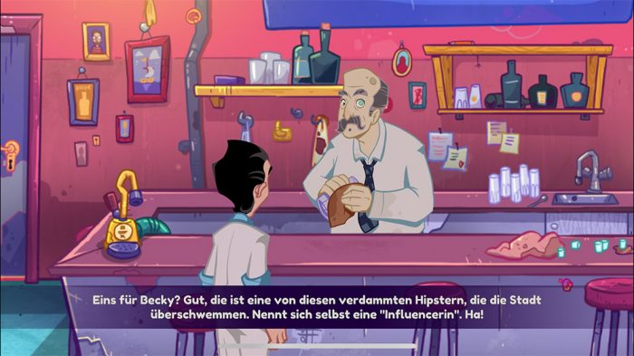 Leisure Suit Larry Ios Deutsch