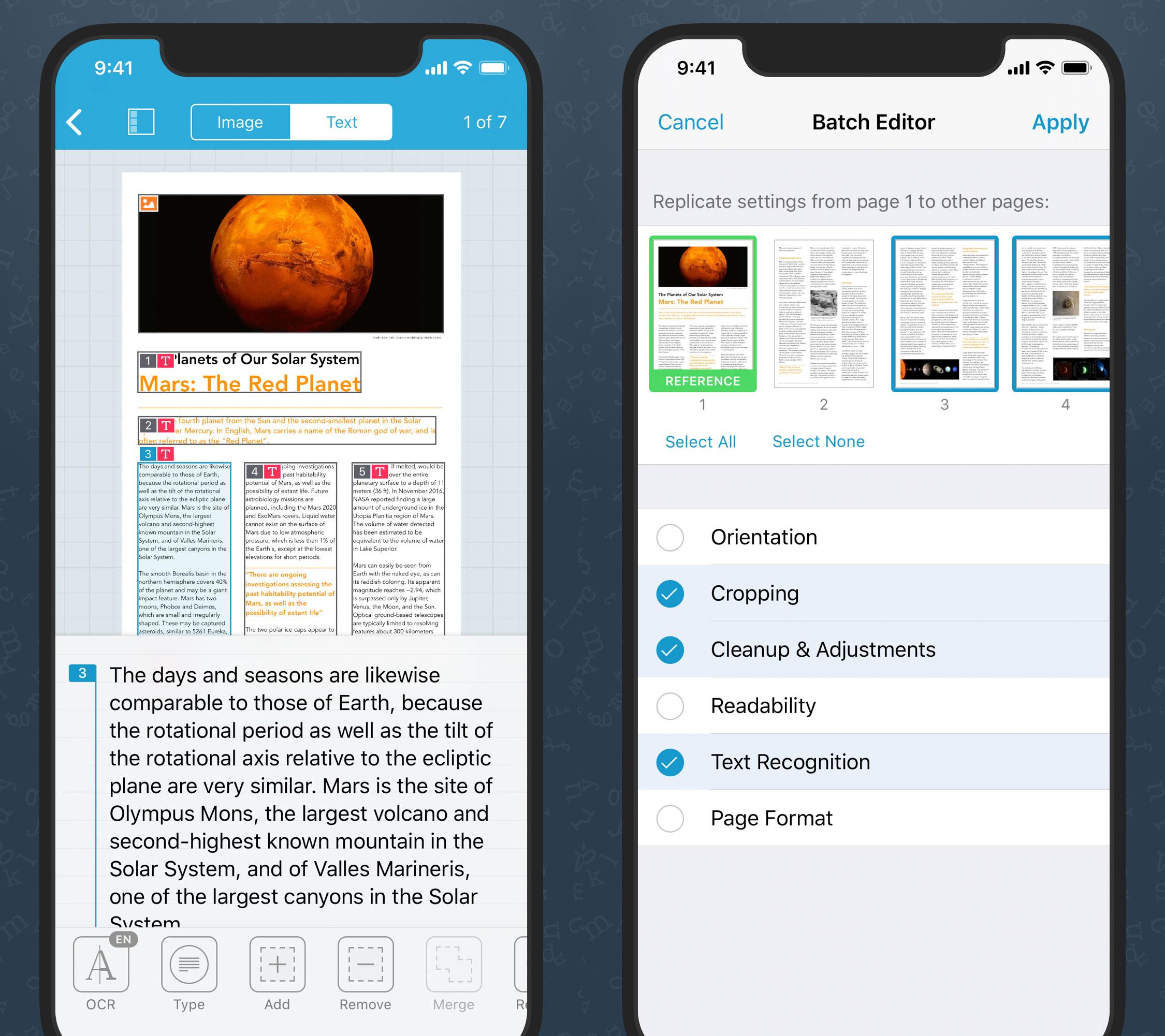 Prizmo 5 Neuer Dokumenten Scanner Für Iphone Und Ipad