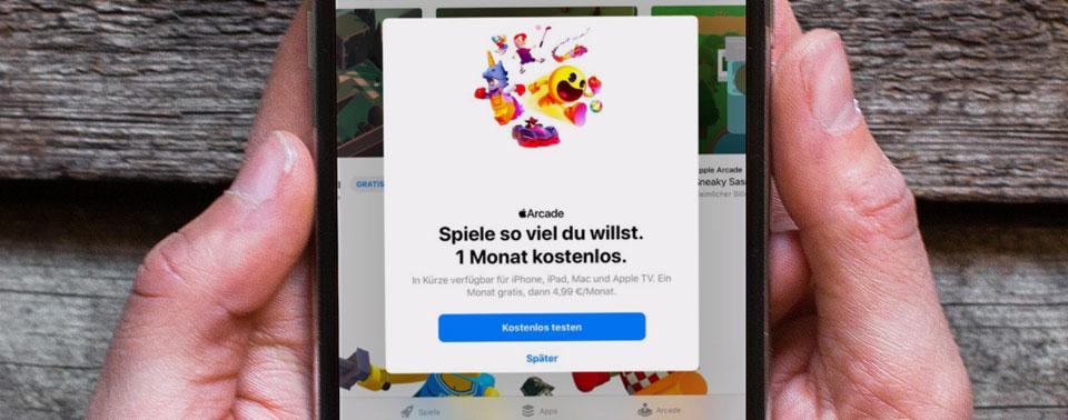 89 Minuten Apple Arcade: Alle Titel kurz angespielt