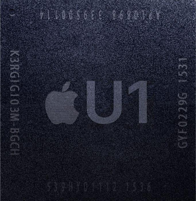 Apple U1 Mockup