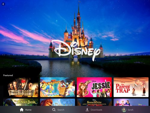 Disney Plus App Large