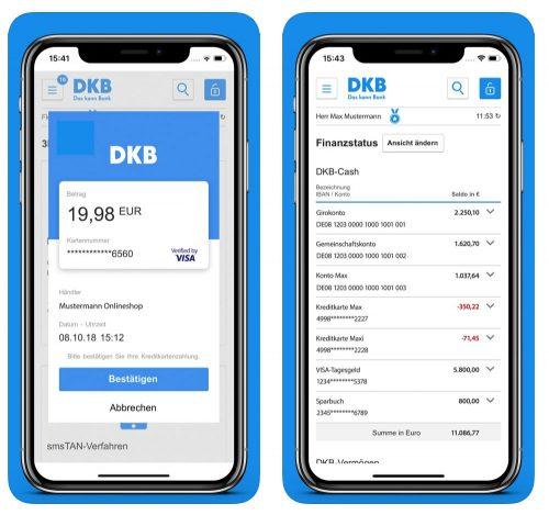 Dkb App