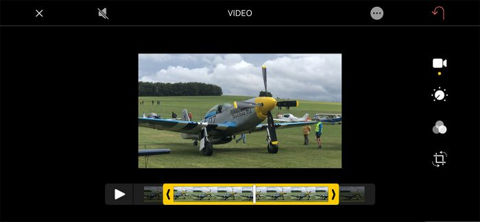 Ios 13 Videobearbeitung Zurueck Zum Original