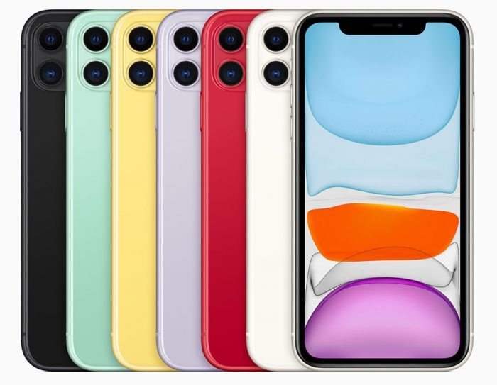 Iphone 11 Farben