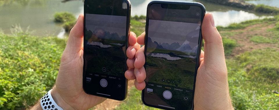 iPhone 11 Pro: Die neue Kamera in der Detail-Aufnahme