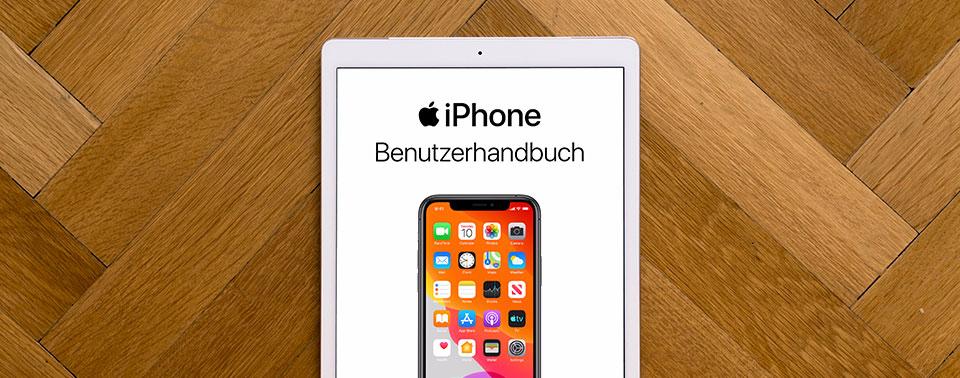 iOS 13 und watchOS 6: Apple gibt deutsche Handbücher frei