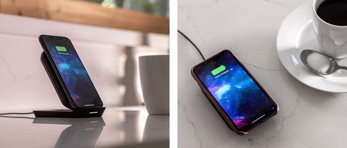 Mophie Qi Charger Stand Convertible