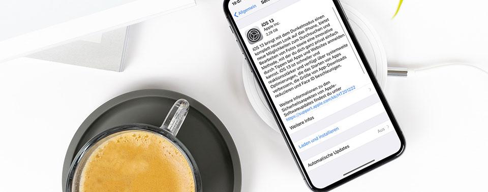 Das iOS 13 Changelog: Apples Beipackzettel im Wortlaut