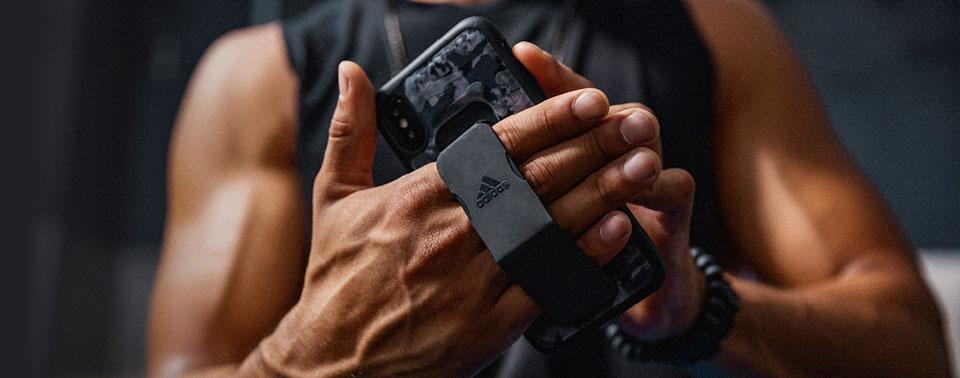 Adidas Grip Case für iPhone 11 Pro: iPhone-Hülle mit Multifunktionsgriff ausprobiert