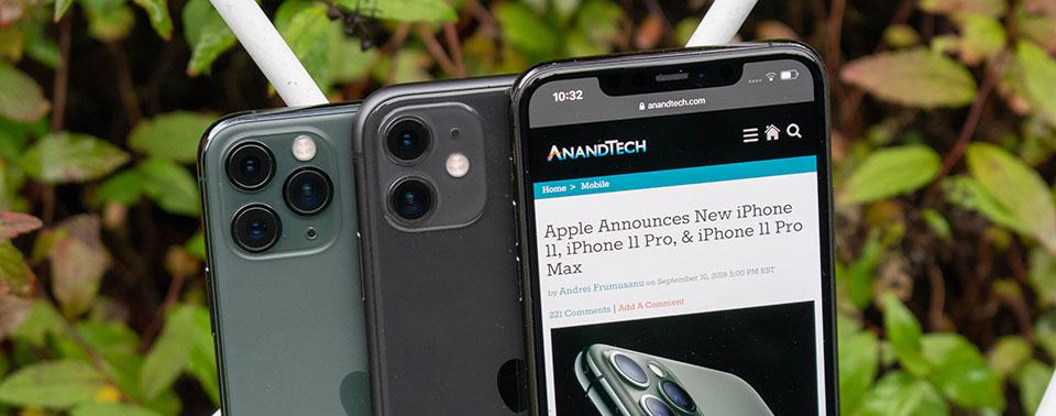Referenzbericht liegt vor: A13-Chip im iPhone 11 konkurrenzlos