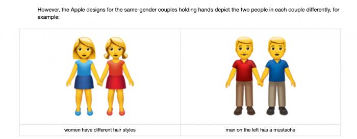 Apple Emoji Hand Holding Proposal