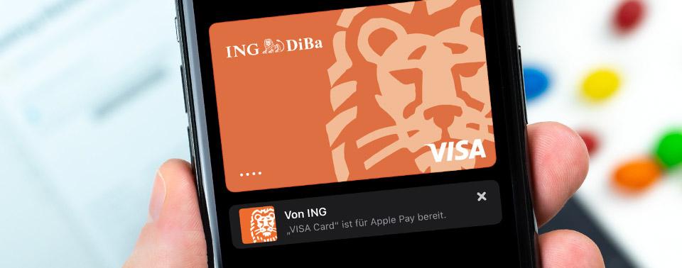 Diba Apple Pay