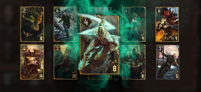Gwent The Witcher Game Ios