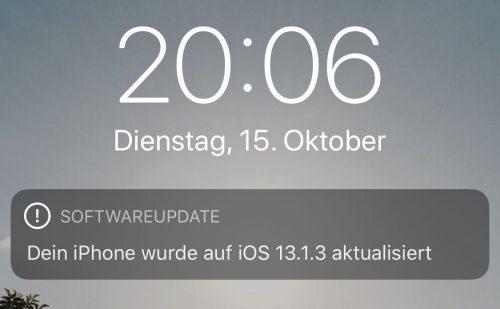 Ios 3 1 3 Update