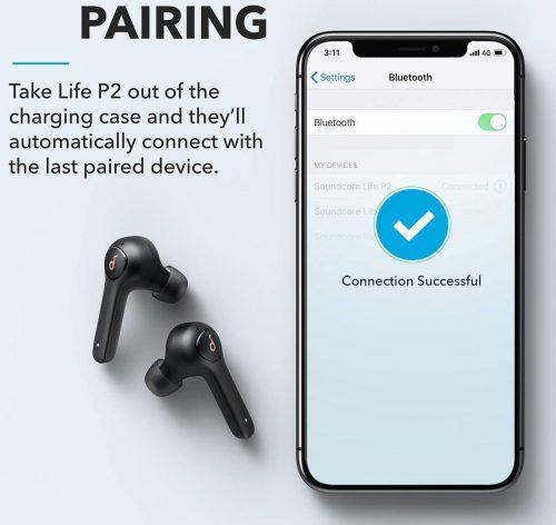 Pairing Lp2
