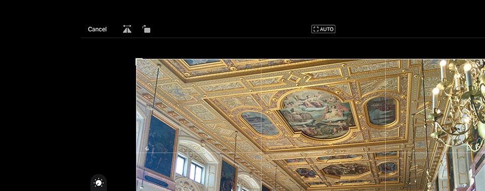 Richtig gut: Die automatische Perspektiv-Korrektur von iOS 13
