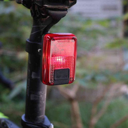 Wayguard Connect Fahrrad Ruecklicht