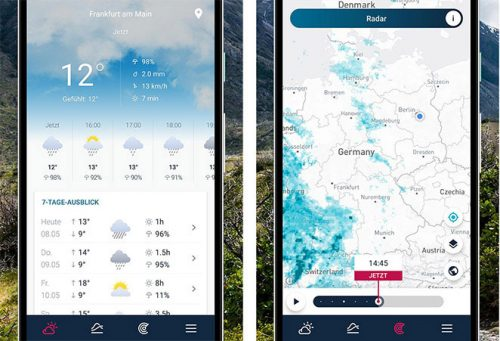 Weather Pro Neue Version 2019 Small