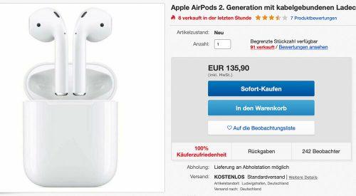 Airpods Ebay