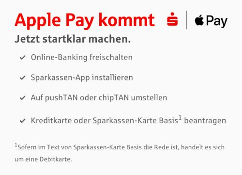 Apple Pay Kommt