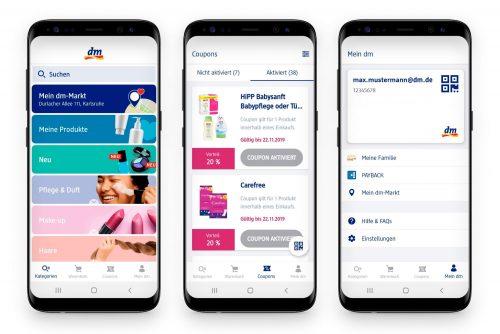 Dm Einkaufs App