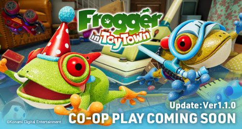Frogger In Toy Town Koop Modus