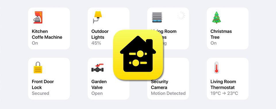 "HomeKit-App ""Home+"" mit neuen Icons und Aktivitätsprotokoll"