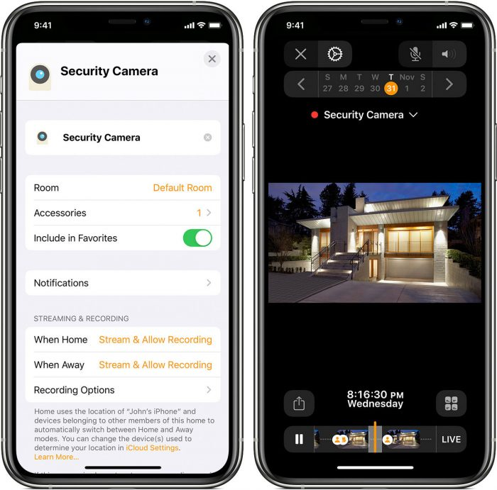 Homekit Secure