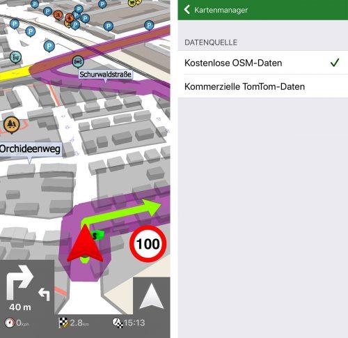 Mapfactor Navi App Iphone