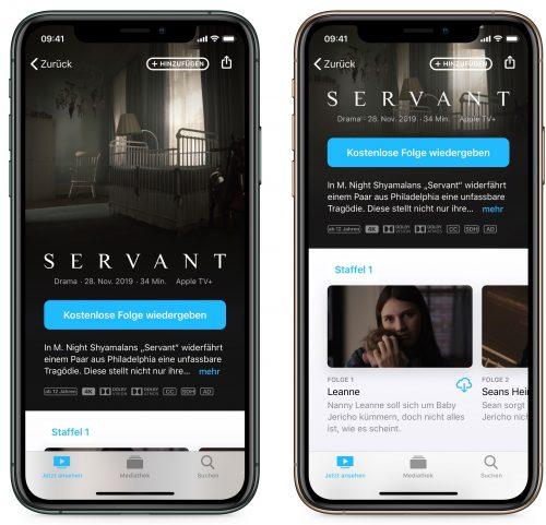 Servant App