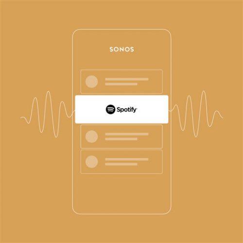 Spotify Sonos