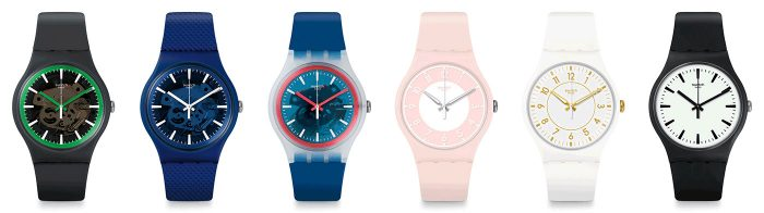 Swatch Pay Modelle