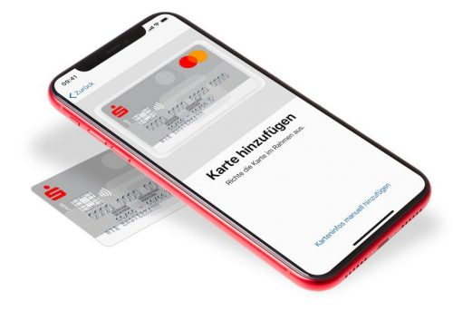 Apple Pay Sparkasse Iphone