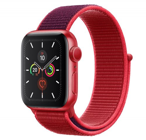 Apple Watch Product Red Edition Mockup