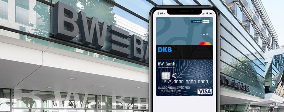Apple Pay: BW-Bank folgt Sparkassen, Noris- und Commerzbank