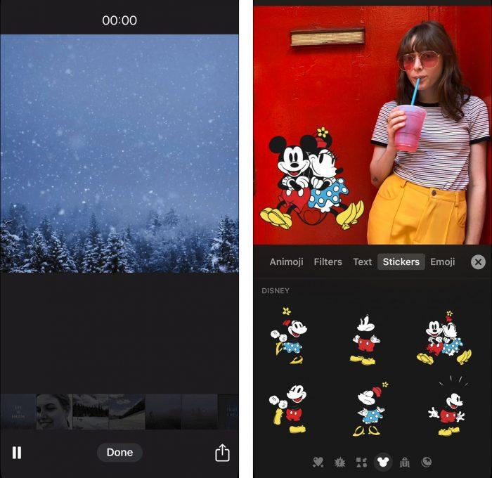 Clips App Neue Funktionen