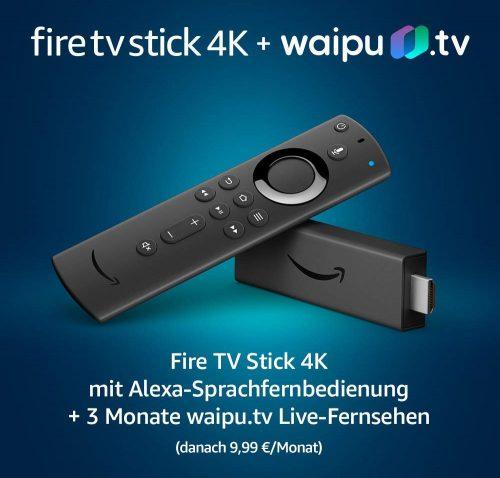 Fire Tv Stick Mit Waipu Tv