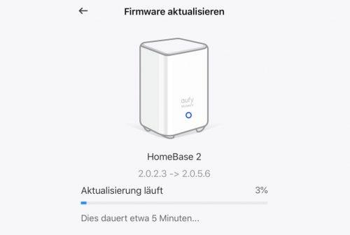 Homebase Update