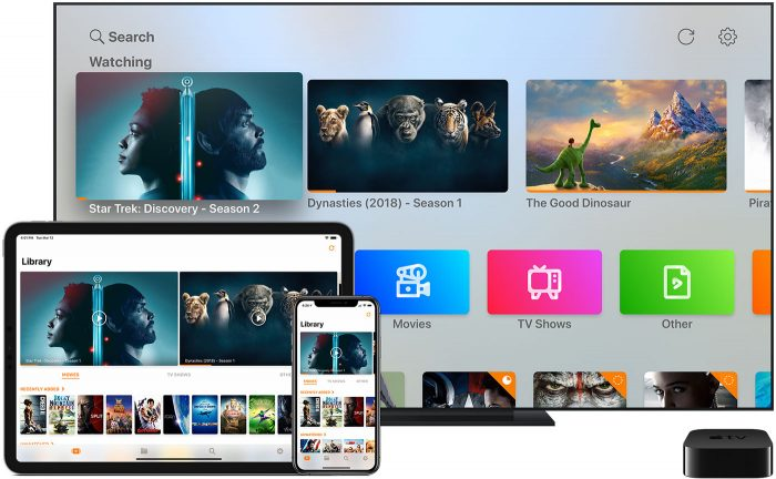 Infuse Video Player App